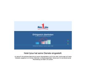 note1plus.de