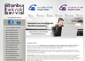 notebook.istanbulteknikservis.com