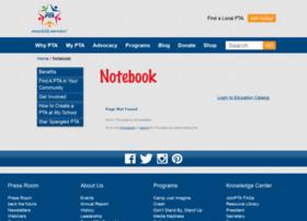 notebook.txpta.org