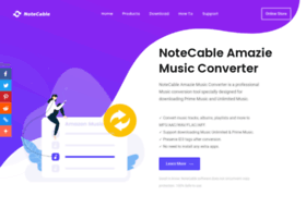 notecable.com