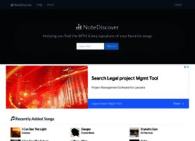 notediscover.com