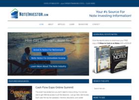 noteinvestor.com