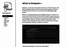 notepad-plus-plus.org