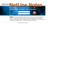 notes.netline.com