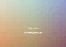 notesbyleo.com