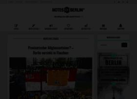 notesofberlin.com