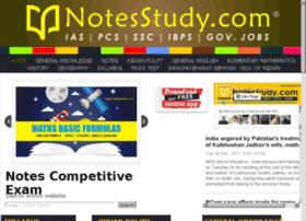 notesstudy.com