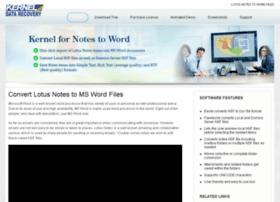 notestoword.com