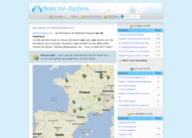 notetondiplome.fr