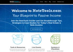 notetools.com