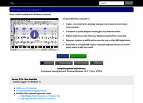 noteworthycomposer.com