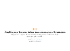 noteworthyusa.com