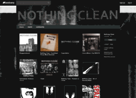 nothingclean.bandcamp.com