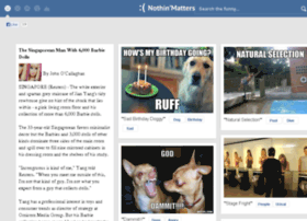 nothinmatters.com