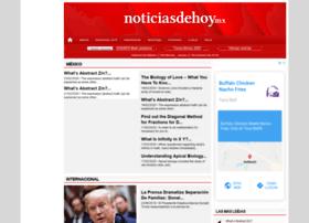 noticiasdehoy.mx
