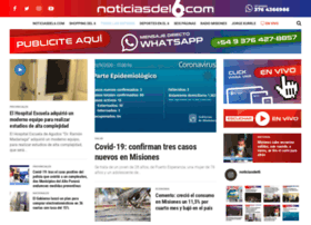 noticiasdel6.com.ar