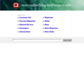 noticiasdelcongresoperuano.com