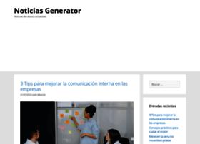noticiasgenerator.com