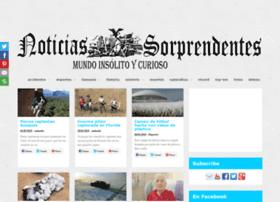 noticiasorprendentes.com