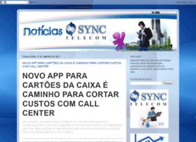 noticiasynctelecom.blogspot.com.br