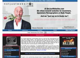 notjustwebsites.com