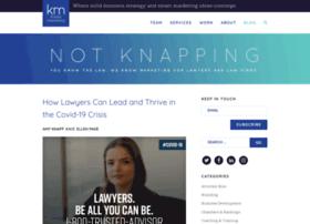 notknapping.com