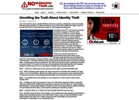 notoidentitytheft.com