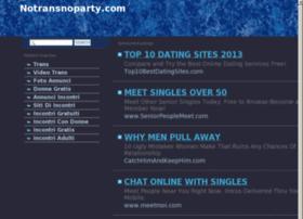 notransnoparty.com