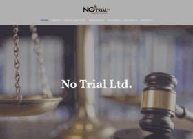 notrial.com