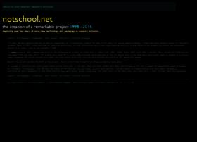 notschool.net
