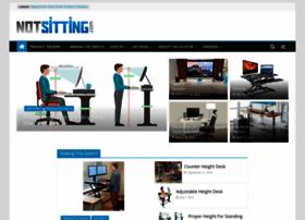 notsitting.com