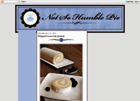 notsohumblepie.blogspot.com