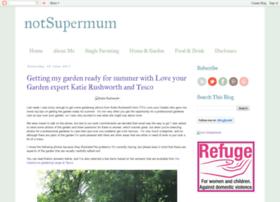 notsupermum.com