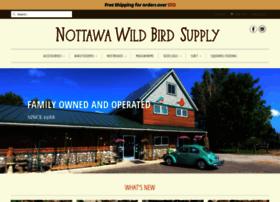 nottawawildbirdsupply.com