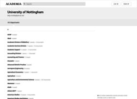 nottingham.academia.edu