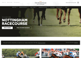 nottingham.thejockeyclub.co.uk