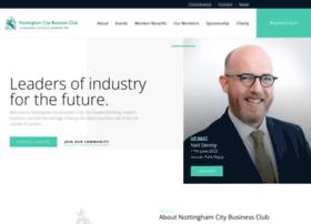 nottinghamcitybusinessclub.co.uk