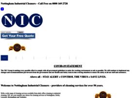 nottinghamindustrialcleaners.co.uk