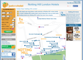 nottinghilllondonhotels.co.uk