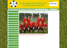 nottsschoolsfa.co.uk