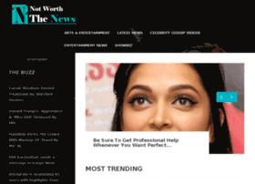 notworththenews.com