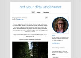 notyourdirtyunderwear.wordpress.com