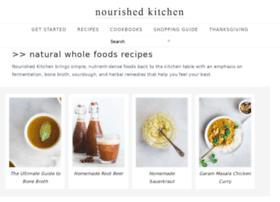 nourishedkitchenmealplans.com