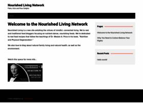 nourishedlivingnetwork.com