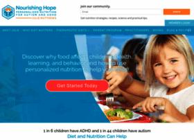 nourishinghope.com