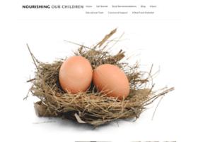 nourishingourchildren.org