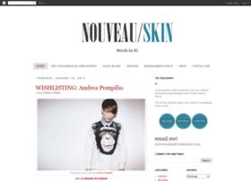 nouveauskin.blogspot.com