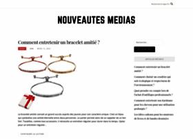 nouveautes-medias.com