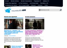 nouveautes-tele.com