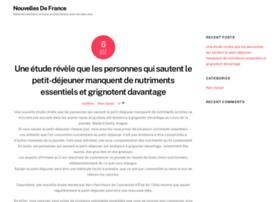 nouvelles-de-france.fr